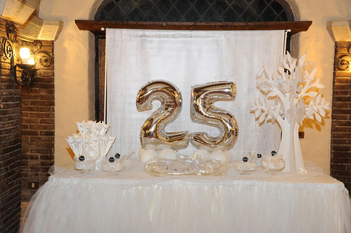 25 anniversario roma