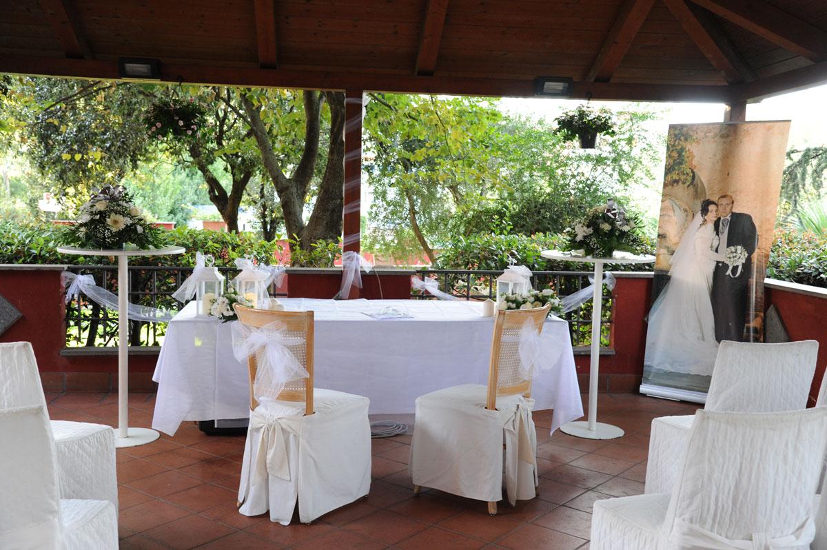 celebrazione matrimonio roma